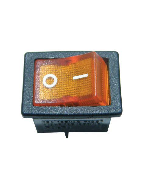 GFC Frame Heater Zita Plus Heat Switch (Orange)
