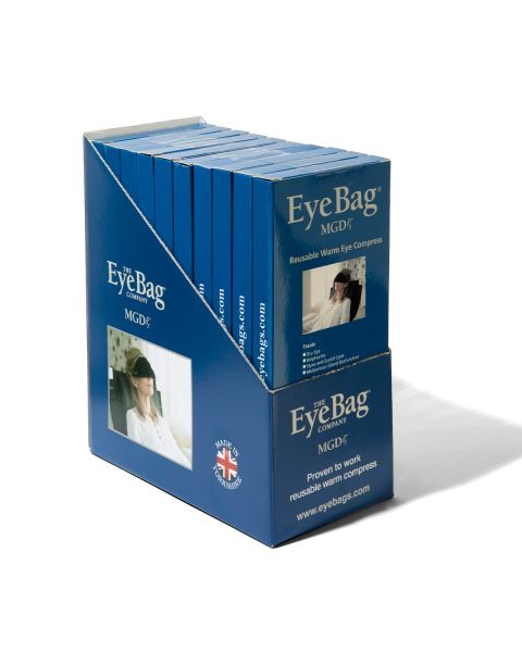 Eye Bag Pack (10 Eye Bags, POS stand) BULK BUY