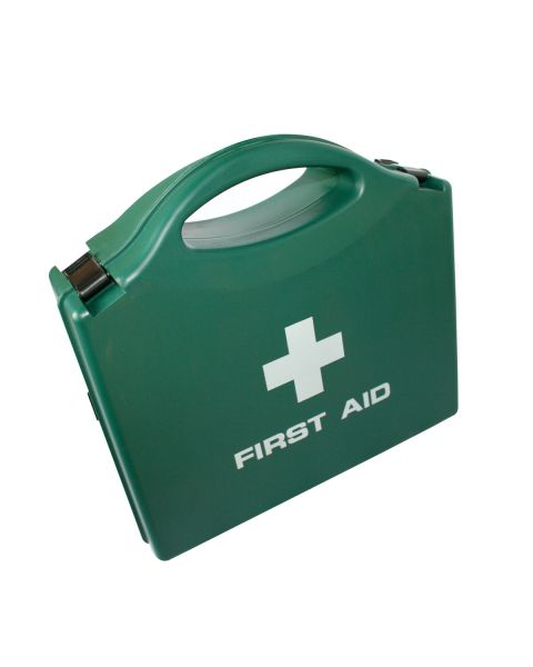First Aid Kit (New BS-8599 Compliant) 1- 25 Persons