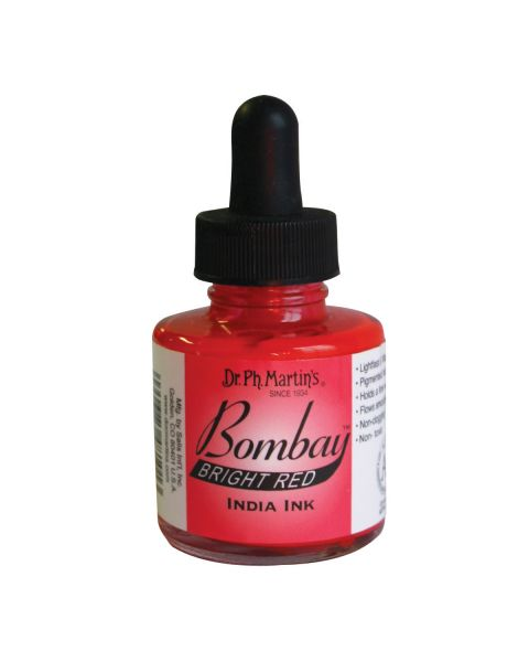 Oil Based Focimeter Ink - Red