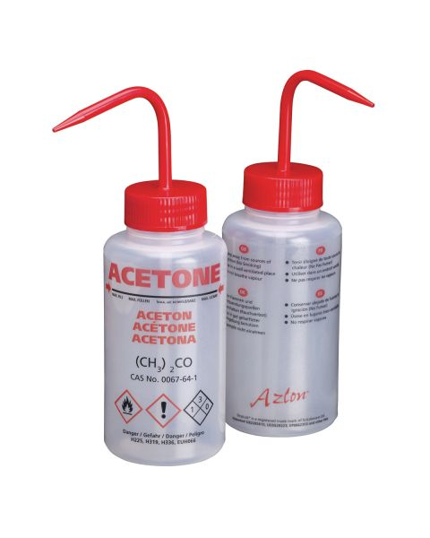 Acetone Wash Bottle 250 ml