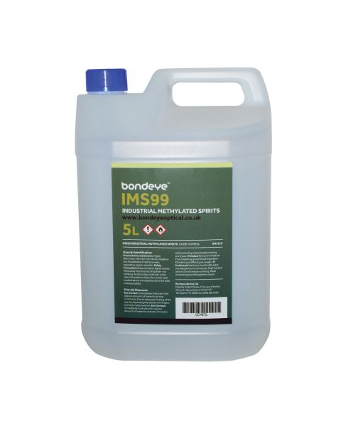 Bondeye Industrial Methylated Spirits 5 ltr