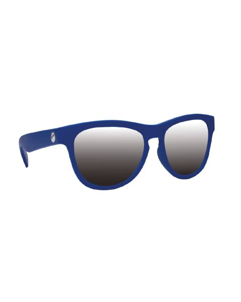 Minishades Ages 8-12 Cosmic Blue/Silver Mirror