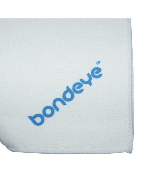 Bondeye Practice Size Microfibre Lens Cloths Ivory 30x30cm