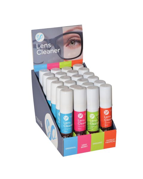 Bondeye 25ml Lens cleaners replenishment packs