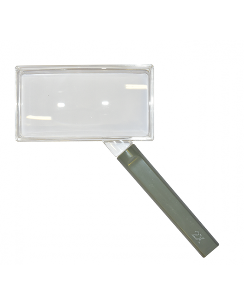 Visomed Magnifier 100 x 50MM 2X 4D