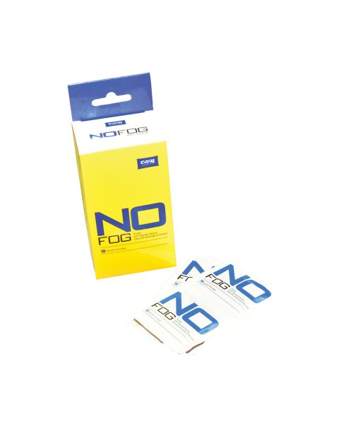 Anti Fog Wipes (30 Per Box)