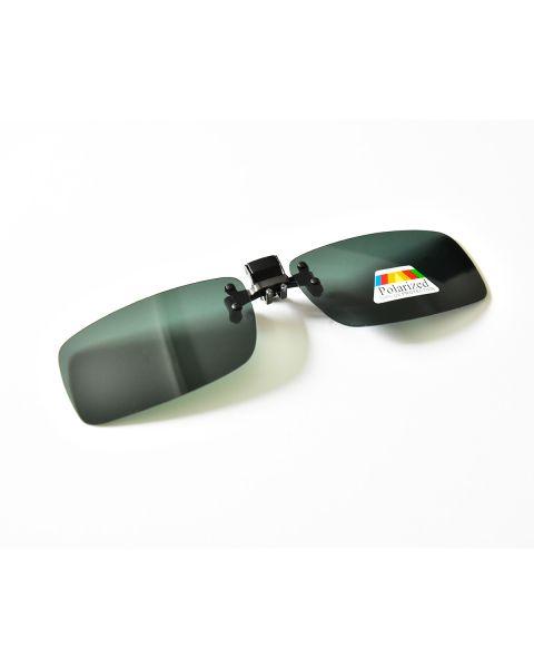 Clip On Sunglasses Polarised 55 19 G15 (9)