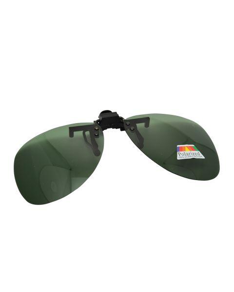 Clip On Sunglasses Polarised 62 22 G15 (8)