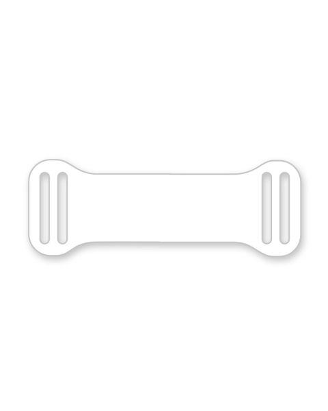 White Frame Tags 250pcs