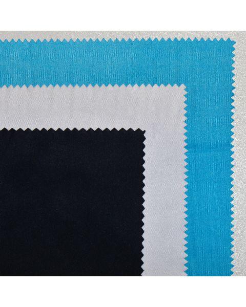 Standard Microfibre Cloth 100mm x 120mm WHITE (100 Pcs)