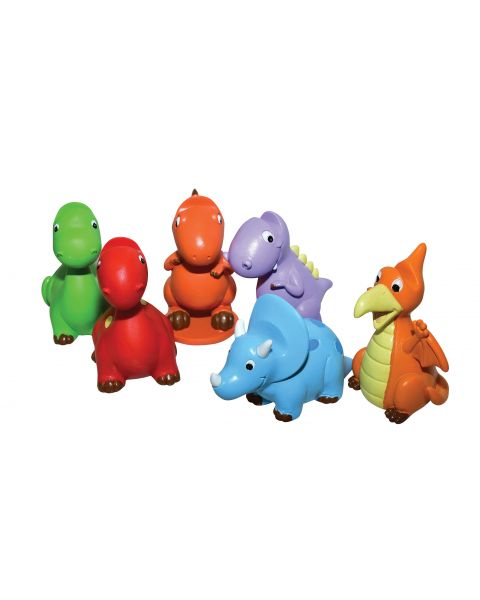 Optipets DINOSAURS (6 Pcs)
