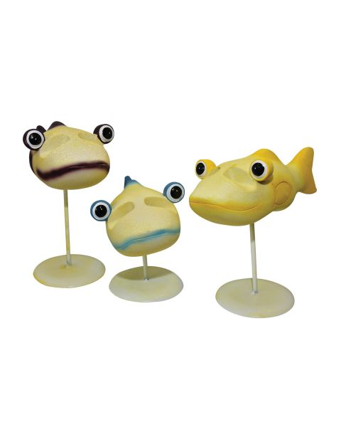 Optipets UGLY FISH (3 Pcs)