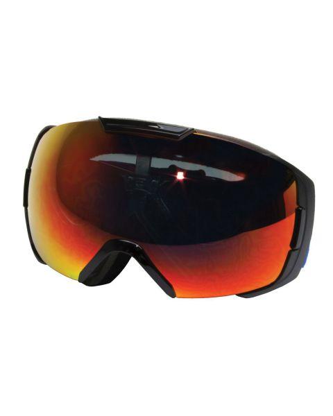 Aquaviz Ski Mask BLACK (Glazable Insert)