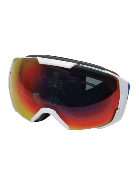 Aquaviz Ski Mask WHITE (Glazable Insert)