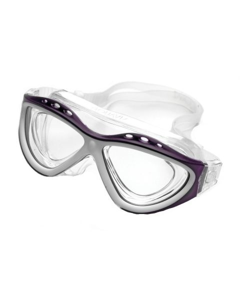Aquaviz Swim Mask PURPLE/WHITE