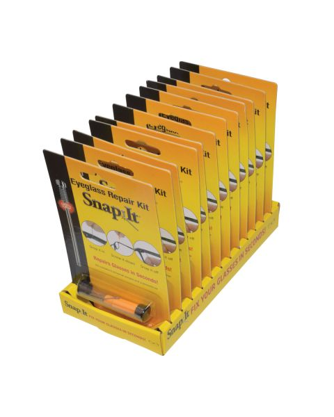 Snapit Retail Repair Kit 24pcs