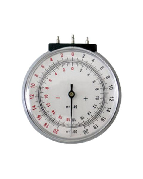 Base Curve Clock CR39 -1.49/1.6