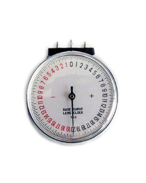 Base Curve Clock Glass -1.53