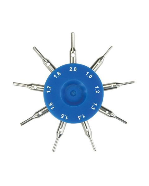 Rimless Hole Gauge - The Thurlow