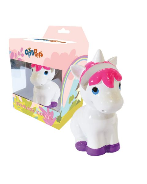 Optipets Pink/Purple Unicorn 6pcs