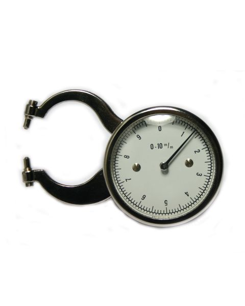 Thickness Gauge - Max Lens Thickness 10mm with Sapphire Tips