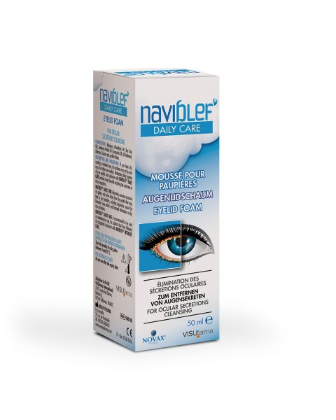 Naviblef Daily Blepharitis Treatment 50ml RRP £12.99