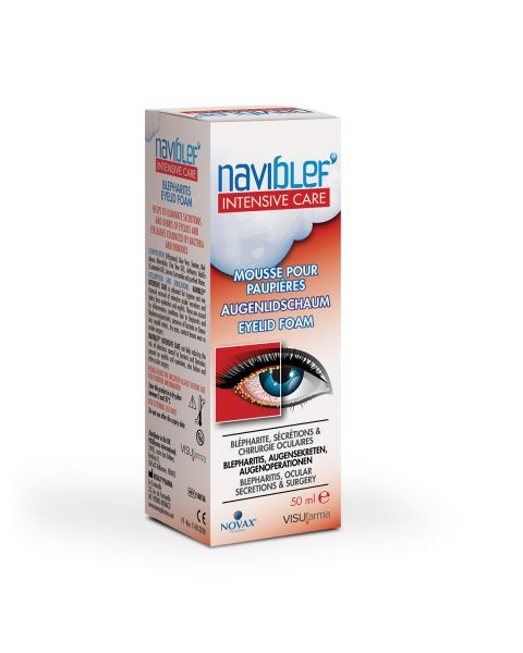 Naviblef Intense Blepharitis Treatment 50ml £14.99