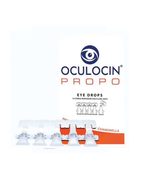 Oculocin PROPO 10 x 0.5ml Vials RRP £9.99