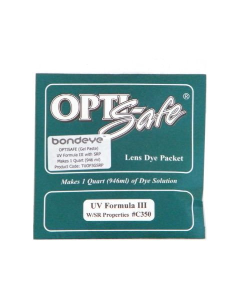 Optisafe UV Formula III Gel Paste With SRP