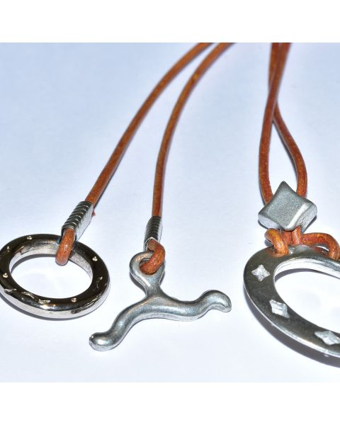 Ziko Eyewear Cords CHILL RING Leather